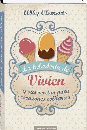 Libro: La heladería de Vivien