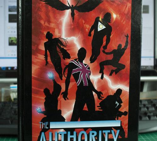 Cómic: The Authority Vol. 1 y Vol. 2