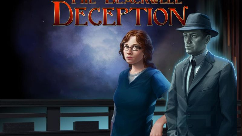 Reseña: Blackwell Deception
